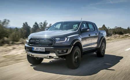 2019 Ford Ranger Raptor Wallpapers HD