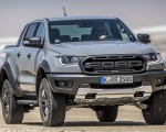 2019 Ford Ranger Raptor (Color: Conquer Grey) Front Three-Quarter Wallpapers 150x120 (15)