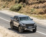 2019 Ford Ranger Raptor (Color: Conquer Grey) Front Three-Quarter Wallpapers 150x120 (6)