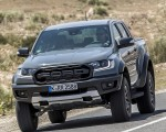 2019 Ford Ranger Raptor (Color: Conquer Grey) Front Wallpapers 150x120 (18)