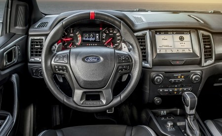 2019 Ford Ranger Raptor (Color: Conquer Grey) Interior Cockpit Wallpapers 450x275 (71)