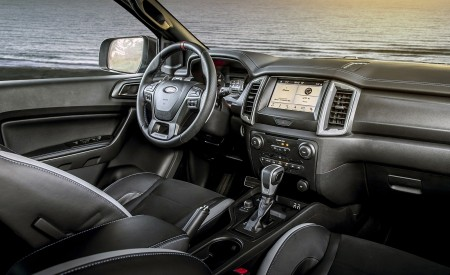 2019 Ford Ranger Raptor (Color: Conquer Grey) Interior Wallpapers 450x275 (73)