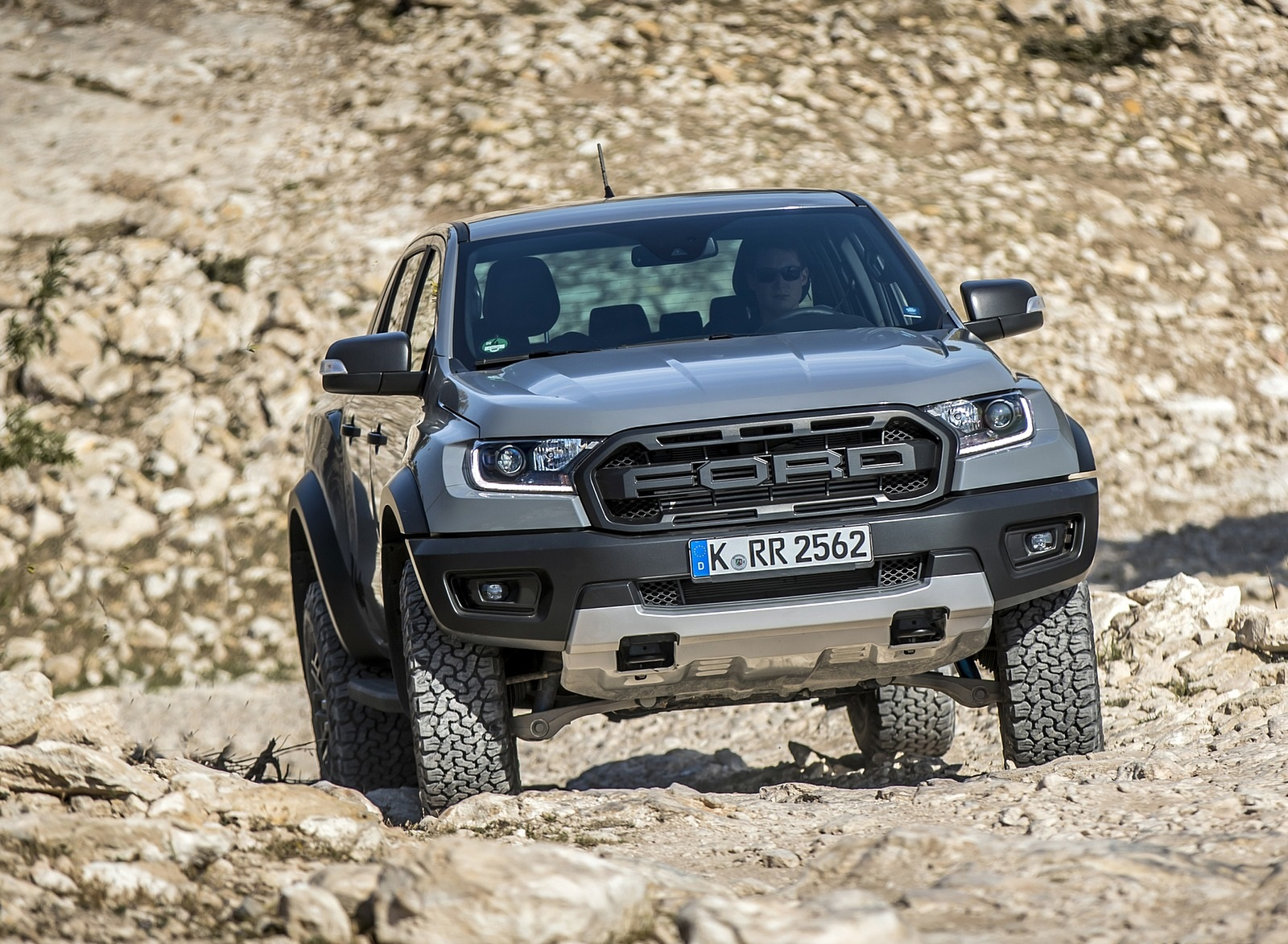 2019 Ford Ranger Raptor Color Conquer Grey Off Road Wallpapers 36 Newcarcars