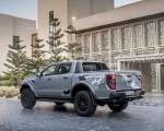 2019 Ford Ranger Raptor (Color: Conquer Grey) Rear Three-Quarter Wallpapers 150x120 (49)