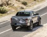 2019 Ford Ranger Raptor (Color: Conquer Grey) Rear Three-Quarter Wallpapers 150x120 (19)