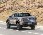 2019 Ford Ranger Raptor (Color: Conquer Grey) Rear Three-Quarter Wallpapers 150x120 (8)