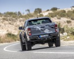 2019 Ford Ranger Raptor (Color: Conquer Grey) Rear Wallpapers 150x120 (21)