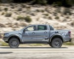 2019 Ford Ranger Raptor (Color: Conquer Grey) Side Wallpapers 150x120 (22)