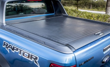 2019 Ford Ranger Raptor (Color: Performance Blue) Detail Wallpapers 450x275 (153)