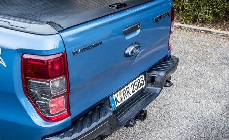 2019 Ford Ranger Raptor (Color: Performance Blue) Detail Wallpapers 450x275 (152)