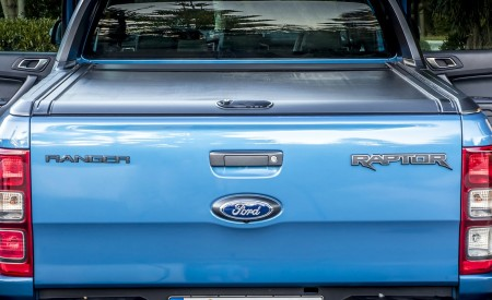 2019 Ford Ranger Raptor (Color: Performance Blue) Detail Wallpapers 450x275 (144)