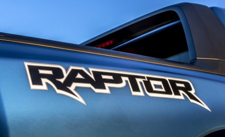 2019 Ford Ranger Raptor (Color: Performance Blue) Detail Wallpapers 450x275 (147)