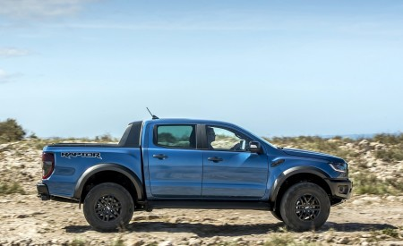 2019 Ford Ranger Raptor (Color: Performance Blue) Off-Road Wallpapers 450x275 (101)