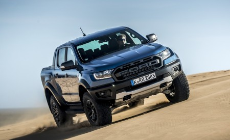 2019 Ford Ranger Raptor (Color: Performance Blue) Off-Road Wallpapers 450x275 (125)
