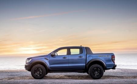 2019 Ford Ranger Raptor (Color: Performance Blue) Side Wallpapers 450x275 (138)