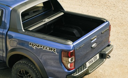 2019 Ford Ranger Raptor Detail Wallpapers 450x275 (185)