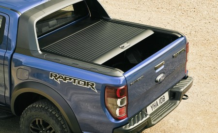 2019 Ford Ranger Raptor Detail Wallpapers 450x275 (186)