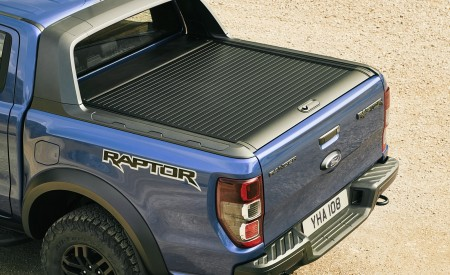 2019 Ford Ranger Raptor Detail Wallpapers 450x275 (187)