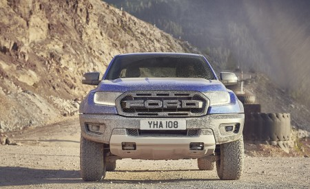 2019 Ford Ranger Raptor Front Wallpapers 450x275 (165)