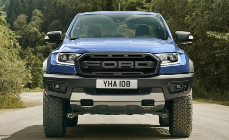 2019 Ford Ranger Raptor Front Wallpapers 450x275 (166)