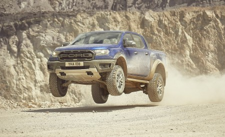 2019 Ford Ranger Raptor Off-Road Wallpapers 450x275 (170)