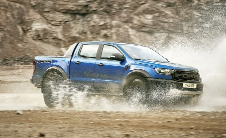 2019 Ford Ranger Raptor Off-Road Wallpapers 450x275 (167)