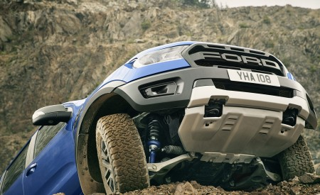 2019 Ford Ranger Raptor Off-Road Wallpapers 450x275 (184)