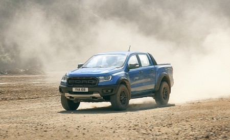 2019 Ford Ranger Raptor Off-Road Wallpapers 450x275 (168)