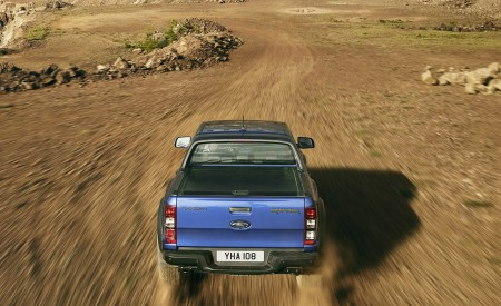 2019 Ford Ranger Raptor Off-Road Wallpapers 450x275 (179)