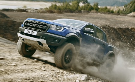 2019 Ford Ranger Raptor Off-Road Wallpapers 450x275 (171)