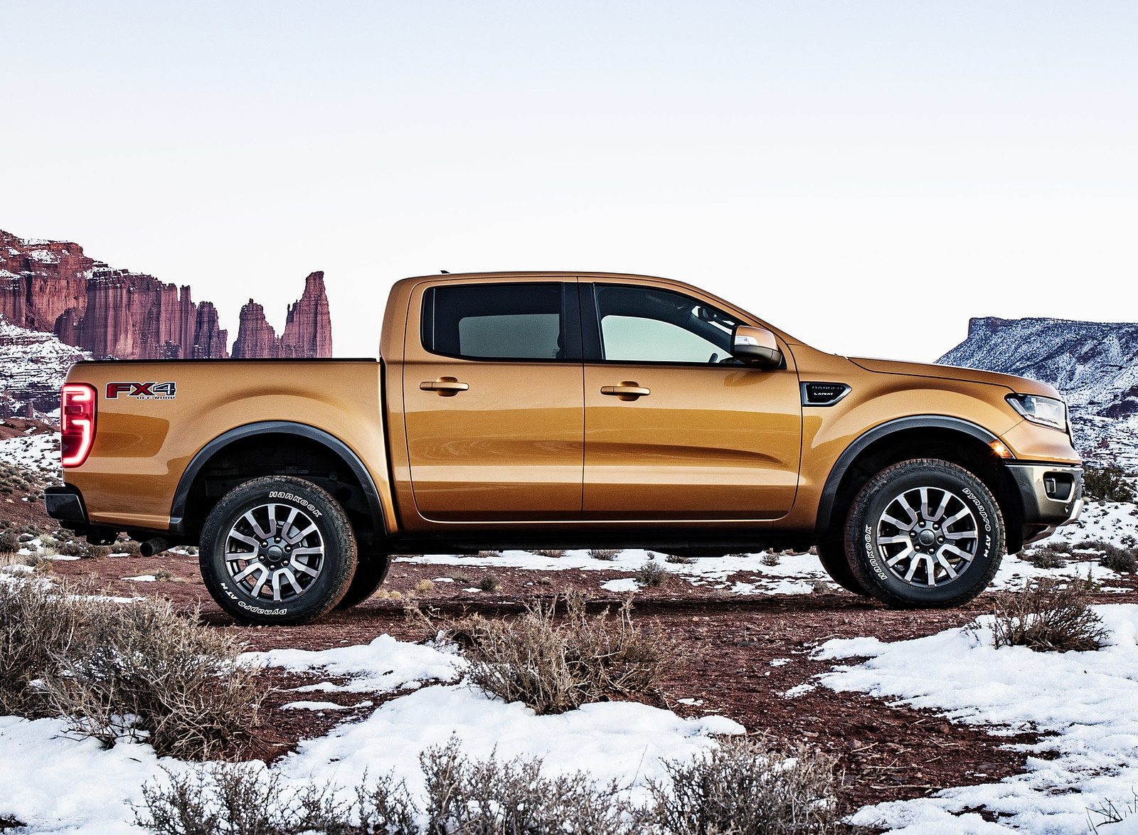 2019 Ford Ranger Side Wallpapers (12)