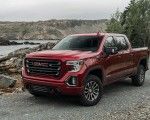 2019 GMC Sierra AT4 Front Three-Quarter Wallpapers 150x120 (8)