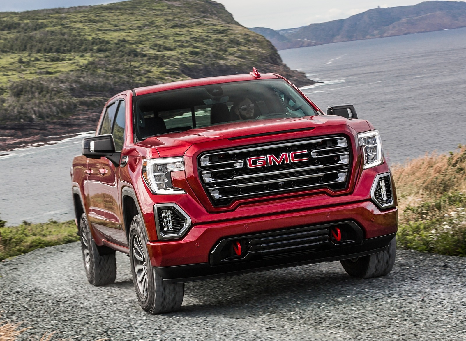 2019 GMC Sierra AT4 Front Wallpapers (2)