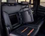 2019 GMC Sierra AT4 Interior Rear Seats Wallpapers 150x120 (27)