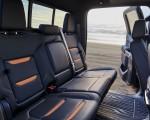 2019 GMC Sierra AT4 Interior Rear Seats Wallpapers 150x120 (28)
