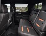 2019 GMC Sierra AT4 Interior Rear Seats Wallpapers 150x120 (17)