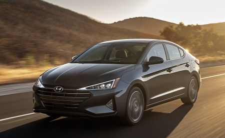 2019 Hyundai Elantra Wallpapers HD