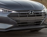 2019 Hyundai Elantra Grill Wallpapers 150x120 (11)