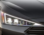 2019 Hyundai Elantra Headlight Wallpapers 150x120 (12)