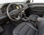 2019 Hyundai Elantra Interior Front Seats Wallpapers 150x120 (23)