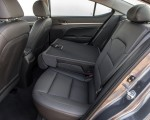 2019 Hyundai Elantra Interior Rear Seats Wallpapers 150x120 (22)