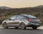 2019 Hyundai Elantra Rear Three-Quarter Wallpapers 150x120 (8)