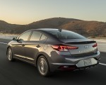 2019 Hyundai Elantra Rear Three-Quarter Wallpapers 150x120 (3)