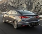 2019 Hyundai Elantra Rear Three-Quarter Wallpapers 150x120 (4)