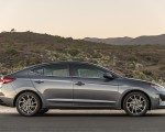2019 Hyundai Elantra Side Wallpapers 150x120 (9)