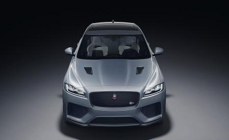 2019 Jaguar F-PACE SVR Front Wallpapers 450x275 (87)
