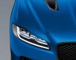 2019 Jaguar F-PACE SVR Headlight Wallpaper 150x120 (34)