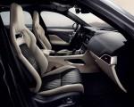 2019 Jaguar F-PACE SVR Interior Front Seats Wallpaper 150x120 (41)