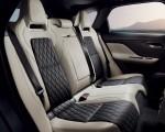 2019 Jaguar F-PACE SVR Interior Rear Seats Wallpaper 150x120 (40)