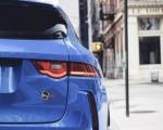 2019 Jaguar F-PACE SVR Rear Wallpaper 150x120 (13)